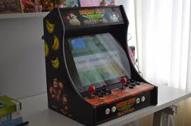 Arcade Cabinet Dimensions Street Fighter V Themed Build 98 Done Video Added