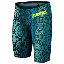 Arena Powerskin Carbon Air Jammer Limited Edition 2019 Blue Python