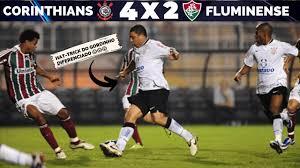 HAT-TRICK DO FENÔMENO EM 2009 | Corinthians 4 x 2 Fluminense | MELHORES  MOMENTOS 08/07/2009 - YouTube