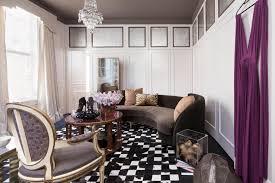 Master bedroom interior design purple Purple And Brown Shop This Look Fredericmartinco Purple Bedrooms Pictures Ideas Options Hgtv