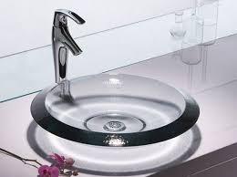 unique bathroom sinks modern glass bathroom vanity sinks from kohler