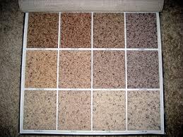 Frieze Carpet Samples