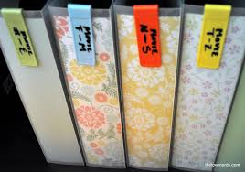 Space Saving Dvd Storage How To Save Space By Using A Dvd Binder Organization System The