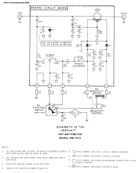 wb4iuy s manuals schematics page hm 2102 vhf wattmeter schematic