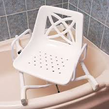 corner bath swivel seat low s
