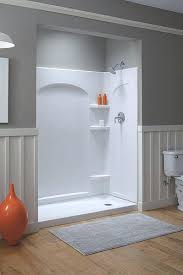 shower alcove kits not the stall kit but the dam for our into shorter alcove shower shower alcove