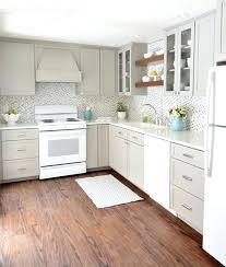 white laminate kitchen countertops. Kitchen Laminate Countertops Colors Gray And White Corner View Formica