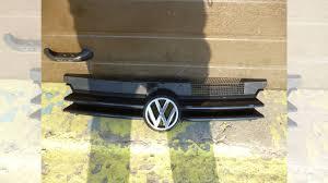 <b>Решетка радиатора</b> в сборе VW golf 4 <b>тёмная</b> купить в Орле ...