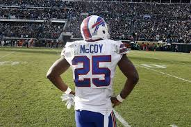 Veteran Running Back Lesean Mccoy Says Hes The Guy In
