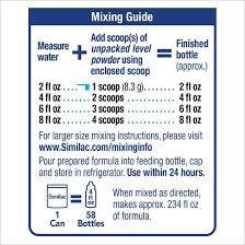 Similac Advance Infant Formula With Iron Powder 1 93 Lbs
