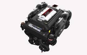 mercruiser debuts an all new 6 2l v8 inboard and sterndrive marine a marine specific design places all common service points on the front of the mercruiser 6 2l note the deep tray around the oil filter to contain drips