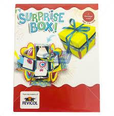 Fevicol Point Gift Chart Pidilite Surprise Box