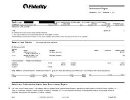 account statement templates fidostmtpga fancy investment account statement template