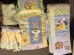 baby looney tunes crib set 1 of 11free