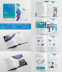 Advertisement Brochure 24 Best InDesign Brochure Templates For Creative Business Marketing 13