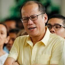 Philippines Sinking Row Former President Benigno Aquino Says