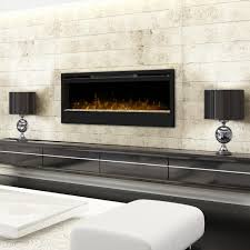 Small Picture Flat and Wall Mount Electric Fireplace Indoor Outdoor Home