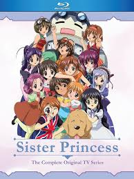 It began as a serialized light novel series in 1999. Discotek Media Licenses Both Seasons Of Sister Princess Anime Anime Feminist