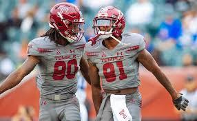 College football notes: NFM's Freddie Johnson ignites Temple upset