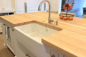 maple countertops j aaron regarding thick butcher block countertop prepare 28