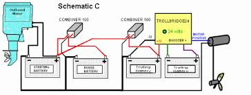 trollbridge24 information 36 volt trolling motor wiring diagram at 24 Volt Trolling Motor Battery Wiring