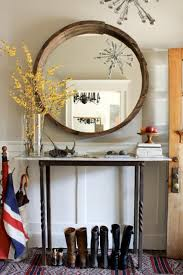 Console Table:Surprisingly Awesome Hallway Mirror Ideas That You Will Like  Amazing Mirrors Love And