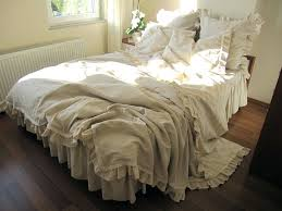 full size of matteo vintage linen duvet cover king duvet cover shabby chic bedding beige ecru
