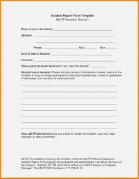 Formidable Accident Report Forms Template Ideas Form For