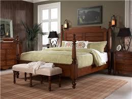 Home furniture bed designs Modern Poster King Bed Beds Nebraska Furniture Mart Fine Furniture Design Beds