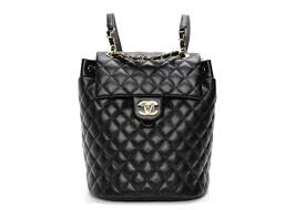 Urban Spirit Backpack Diamond Quilted Small Black & Chanel Urban Spirit Backpack Diamond Quilted Small Black Adamdwight.com