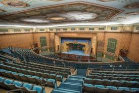The Pasadena Civic Auditorium Seating Chart Pasadena Civic Auditorium Historic Theatre Photography