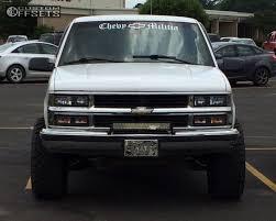 1997 Chevrolet K1500 Moto Metal Mo962 Oem Stock