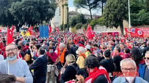 Mai più fascismi'': anche da Piacenza a Roma dopo l'assalto alla Cgil