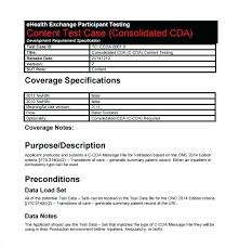 Sample Test Cases Template Case Download Free Documents In Word ...