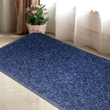 blue kitchen rugs willow