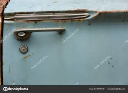vintage car door handles. Old Car Door Handles \u2014 Stock Photo Vintage O