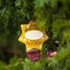 Weihnachtsdeko Grußkarten Weihnachtsstern Schlicht In Gelb