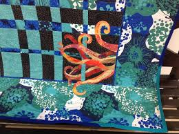 I'd like to be, under the sea…   Gardens, To be and Quilt & I'd like to be, under the sea… Adamdwight.com