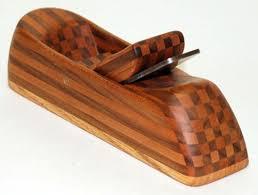 antique wooden hand planes. wooden planes #8: checker board block plane antique hand