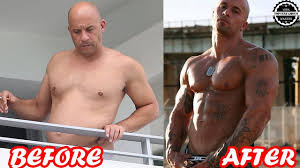 vin sel and workout for fast and furious 9 p1