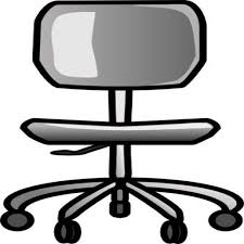 chair clipart. pin chair clipart desk #4