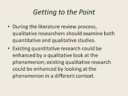 What is the importance of literature review    Page   SlidePlayer