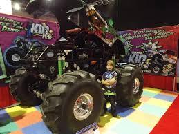 Kid KJ Monster X Tour Daytona The News Burner
