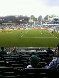providence park interactive seating chart