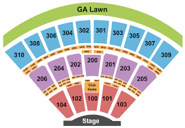 Lakeview Amphitheater Seating Chart Interactive Buy The Doobie Brothers Tickets Seating Charts For Events