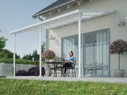 palram feria 10x14 patio cover white
