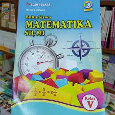 Soal sudah dilengkapi dengan kunci jawaban dan pembahasan. Jual Buku Siswa Matematika Kelas 5 Sd Mi Marwani Dewi Wijayanti Bumi Aksara Kota Semarang Duta Buku Pelajaran Umum Tokopedia