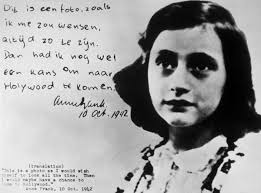 anne frank voices in wartime sixty year anniversary of the publication of anne frank s diary