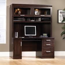 home office desk with hutch. Sauder Office Port Computer Credenza Desk With Optional Hutch | Hayneedle Home M