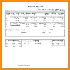 Payroll Stubs Templates Best Create Paycheck Stub Free Fake Pay Stub Template Payroll Stubs To